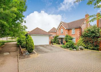 Thumbnail 4 bed detached house for sale in Langerstone Lane, Tattenhoe, Milton Keynes, Bucks