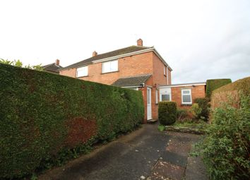 Thumbnail 2 bed semi-detached house to rent in Charles Crescent, Abergavenny