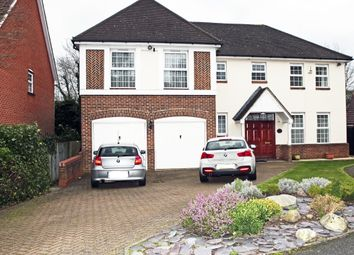 Thumbnail 5 bed detached house for sale in Partridge Close, Stanmore