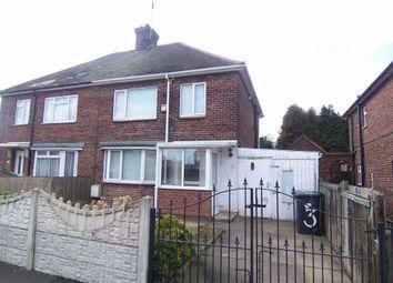 Thumbnail 3 bed semi-detached house to rent in Elder Street, Kirkby-In-Ashfield, Nottingham