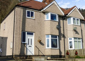 Thumbnail 3 bed semi-detached house for sale in Tayler Avenue, Dolgarrog, Conwy