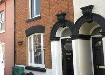 Thumbnail 2 bed terraced house to rent in Temple, Ash Street, Northampton