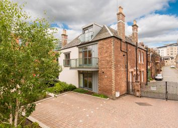 Thumbnail 4 bed end terrace house for sale in Sunbury Street, Edinburgh