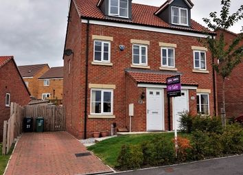 Thumbnail 3 bed semi-detached house for sale in Seven Hill Way, Morley