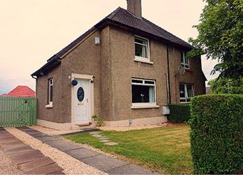 Thumbnail 2 bed semi-detached house for sale in Rockmount Avenue, Glasgow