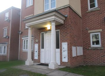 Thumbnail 2 bed flat to rent in Gardens Close, Moorgate, Rotherham
