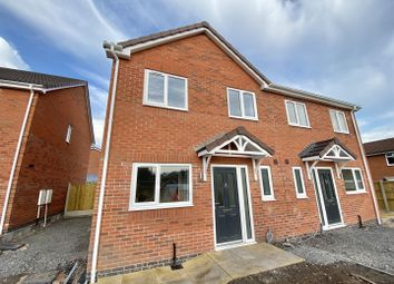Thumbnail 3 bed semi-detached house for sale in Mannerley Lane, Overdale, Telford
