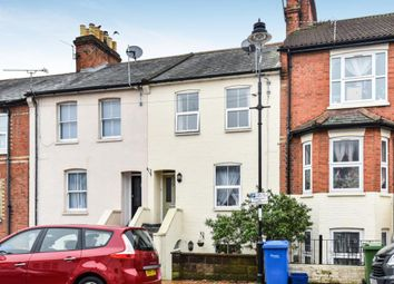 Thumbnail 3 bed terraced house for sale in Lysons Road, Aldershot