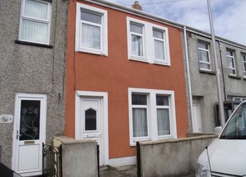 Thumbnail 2 bed terraced house to rent in Waterloo Road, Milford Haven, Pembrokeshire
