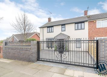 Thumbnail 4 bed end terrace house for sale in Lee Park Avenue, Liverpool, Merseyside