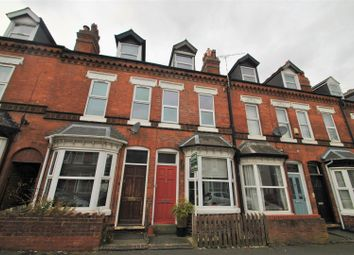Thumbnail 4 bed terraced house for sale in Florence Road, Kings Heath, Birmingham