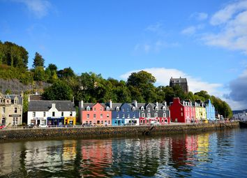 Thumbnail 3 bed flat for sale in Cala Bhreagha, 10 Main Street, Tobermory, Isle Of Mull