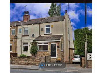Thumbnail 2 bed end terrace house to rent in Aberford Road, Wakefield
