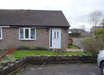 Thumbnail 2 bed semi-detached bungalow to rent in Ash Walk, Talbot Green, Pontyclun