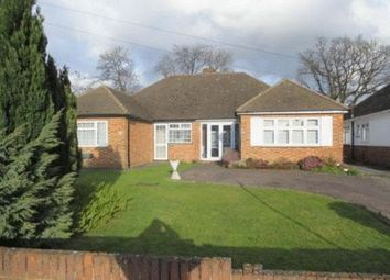Thumbnail 2 bed semi-detached bungalow to rent in The Crescent, Caddington, Luton