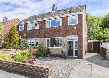 Thumbnail 3 bed semi-detached house for sale in Moss Lane, Lostock Hall, Preston
