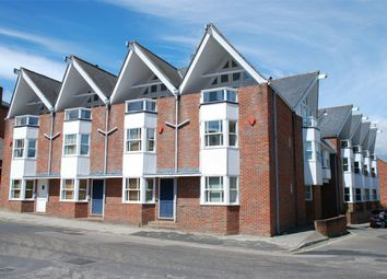 Thumbnail 3 bed town house for sale in Waterloo Road, Lymington, Hampshire