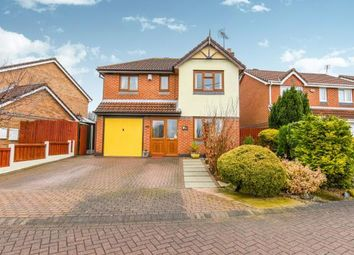 Thumbnail 4 bed detached house for sale in Hilltop, Norton, Runcorn, Cheshire
