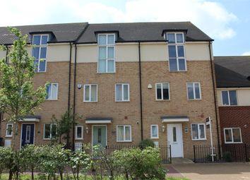 Thumbnail 4 bed semi-detached house to rent in Haven Street, Broughton, Milton Keynes, Buckinghamshire