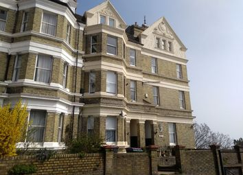 Thumbnail 1 bed flat to rent in Flat, The Parade, Folkestone