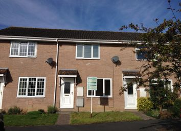 Thumbnail 2 bedroom terraced house to rent in Dunkerton Close, Glastonbury