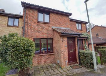 Thumbnail 3 bed terraced house for sale in Peters Way, Knebworth