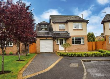Thumbnail 4 bed detached house for sale in Holm Court, Crossford, Carluke, South Lanarkshire