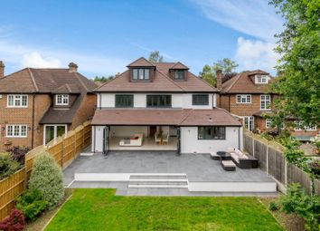 Thumbnail 5 bed detached house for sale in Charmouth Road, St. Albans, Hertfordshire
