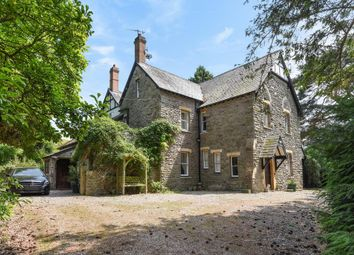 Thumbnail 5 bed detached house for sale in Hay On Wye 5 Miles, Glasbury On Wye