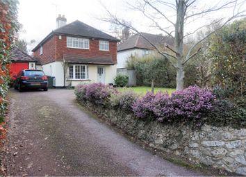 Thumbnail 5 bed detached house for sale in Bullfinch Lane, Sevenoaks