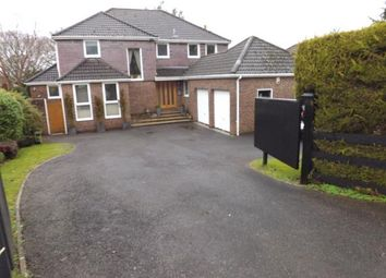 Thumbnail 4 bed detached house for sale in Sarisbury Green, Southampton, Hampshire