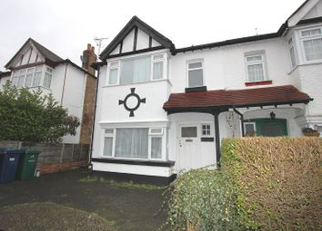 Thumbnail 3 bed semi-detached house for sale in Heming Road, Edgware, Greater London.