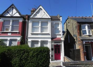 Thumbnail 3 bed end terrace house for sale in Goldsmith Road, London