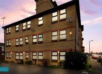 Thumbnail 1 bed flat for sale in Ash Lodge, The Woodlands, Elm Road, Shoeburyness, Essex
