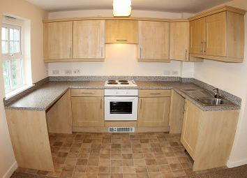 Thumbnail 2 bed flat to rent in Queens Court, Regency Walk, Middlewich, Cheshire.