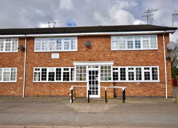 Thumbnail 2 bedroom flat for sale in Fairfax Court, Great Glen, Leicester