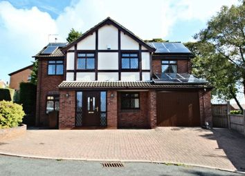 Thumbnail 4 bed detached house to rent in Radley Way, Werrington, Stoke-On-Trent