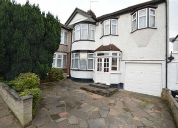 Thumbnail 4 bed property for sale in Lakeside Avenue, Redbridge