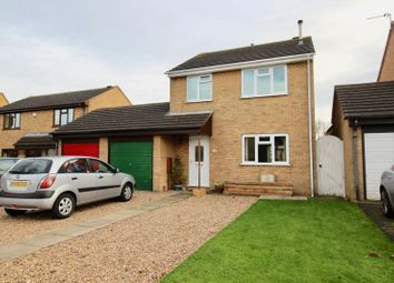 Thumbnail 3 bed link-detached house for sale in Wolsey Way, Glebe Park, Lincoln
