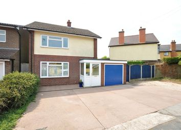 Thumbnail 3 bed detached house for sale in Field Lane, Burton-On-Trent