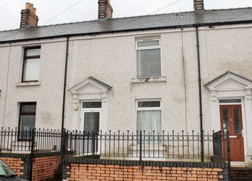 Thumbnail Terraced house for sale in Villiers Road, The Hafod, Swansea