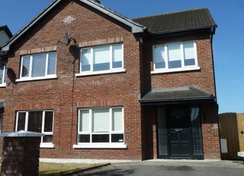 Thumbnail 3 bed semi-detached house for sale in 62 Woodlands, Dunleer, Louth