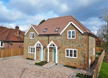 Thumbnail 3 bedroom semi-detached house for sale in Marlow Road, Lane End, High Wycombe