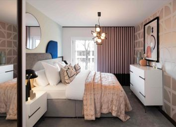 Thumbnail 1 bed flat for sale in Plot 169 Victoria Central, Victoria Avenue, Southend-On-Sea, Essex
