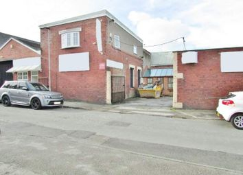 Thumbnail Warehouse for sale in Primrose Street North, Tyldesley, Manchester