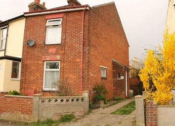 Thumbnail 2 bed semi-detached house for sale in Manor Lane, Dovercourt, Harwich
