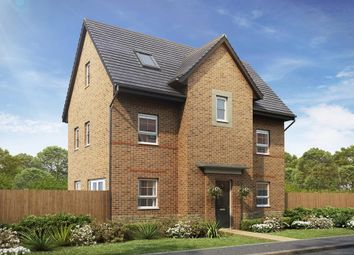 "Thumbnail 4 bed detached house for sale in ""Hesketh Special"" at Woodcock Square, Mickleover, Derby"