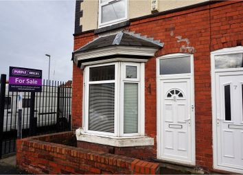Thumbnail 4 bedroom end terrace house for sale in Pinfold St. Extension, Wednesbury