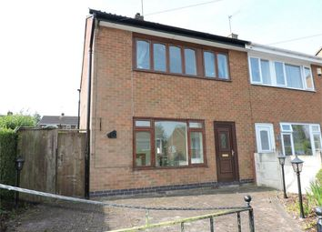 Thumbnail 2 bed semi-detached house to rent in Beech Avenue, Alfreton, Derbyshire