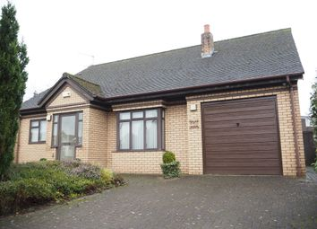 Thumbnail 2 bed detached bungalow for sale in Cwm Lane, Rogerstone, Newport